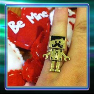Other - Male Robot Ring